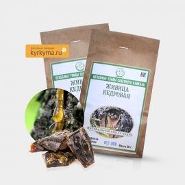 Живица кедровая натуральная 50 гр