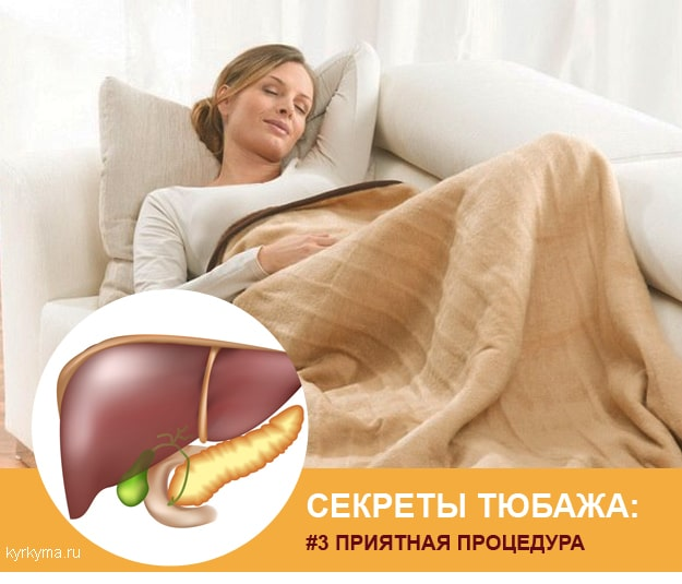 Тюбаж желчного в домашних условиях