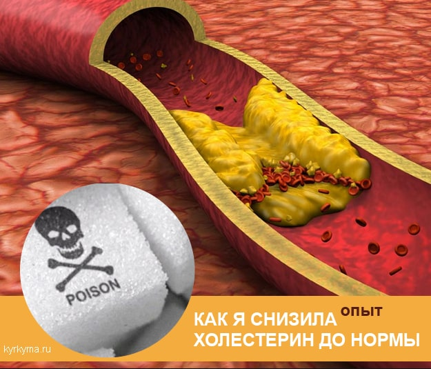 как снизить вредный холестерин